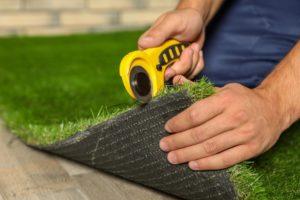 install quality grass