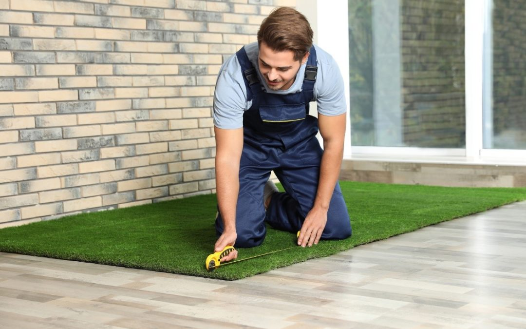 5 Hardscape Ideas for Installing Synthetic Grass in Santa Rosa